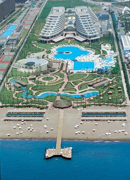 Miracle Resort Hotel In Lara Beach Turkey Antalya